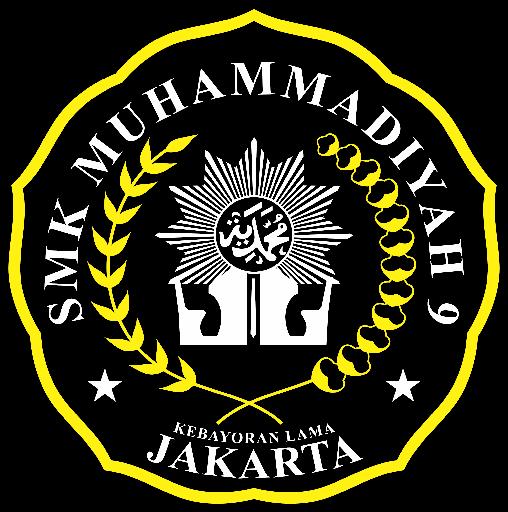 Logo SMK Muhammadiyah 9